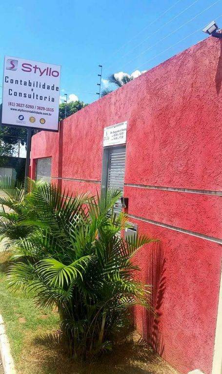 Fachada Sede Styllo Contabilidade em Valparaíso de Goias-GO (BRASIL)